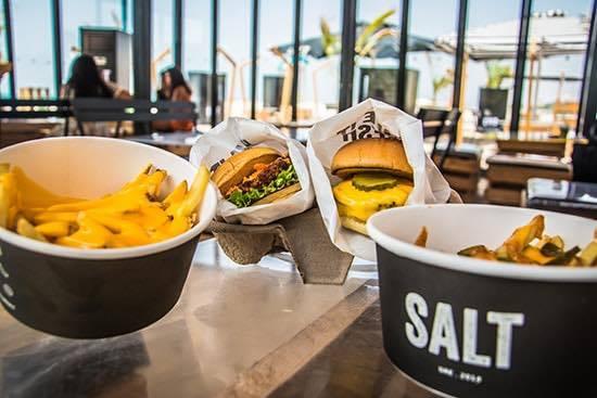 مطعم salt