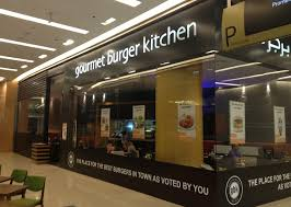 مطعمgourmet burger kitchen