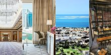 تعرف بالصور على فندق دبليو في دبي