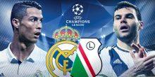 اليوم .. ريال مدريد يواجه الضعيف ليجيا في مباراة بدون جماهير