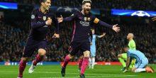 تقرير | ماذا تعلمنا من سقوط برشلونة أمام السيتي في دوري الأبطال