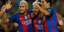 تقرير | ثلاثي رعب برشلونة يتفوق على ثلاثي الريال قبل الكلاسيكو بشهر