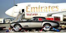 """الإمارات للشحن الجوي تطلق خدمة """"سكاي ويلز الإمارات"""" لنقل السيارات"""