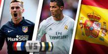 مواجهة نارية بين ريال مدريد وأتليتكو في الدوري الإسباني