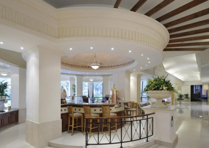مطعم المرجان –  دبي مارينا
