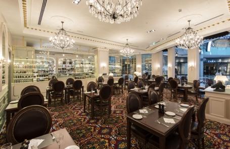 مطعم انجلينا – دبي مول