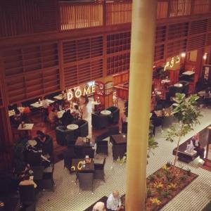 مطعم مقهى دوم-مركز التجاره العالمى