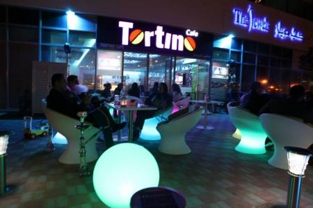 مطعم مقهى تورتيو – دبي مارينا