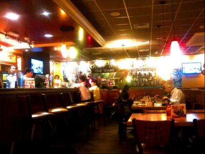 مطعم أبل بيز – مشرف مول