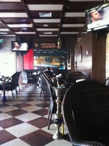 مطعم مقهى شام – المدينة العالمية