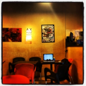 مطعم مقهى اكسهيل – الكرامة