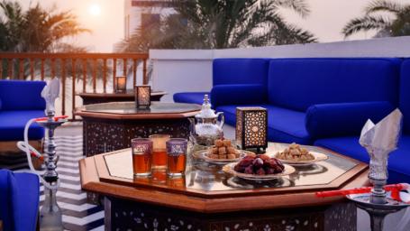مطعم شيشة لاونج – ديرة