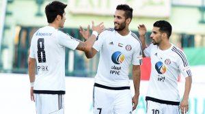 الشباب والجزيرة دوري 10 2016 2