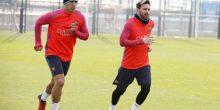 برشلونة يتخطى الكلاسيكو ويعود للتدريبات