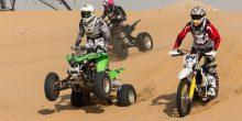 """مرور دبي يطلق حملة """"صحراء بلا دماء"""" لوقف مخاطر الدراجات النارية والمركبات"""