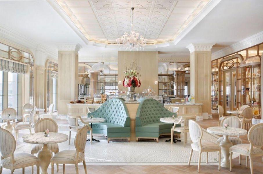 مطعم ولاونج Brasserie Quartier