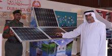 ملازم أول في شرطة دبي يحصد 16 براءة اختراع خلال مسيرة 35 عامًا