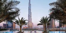 الفنادق المحيطة ببرج خليفة تحقق حجوزات كاملة بمناسبة الإحتفالات برأس السنة