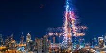 3 آلاف درهم قيمة الحجز للفرد في المطاعم قبالة برج خليفة ليلة رأس السنة
