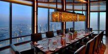 كم تبلغ تكلفة الشخص الواحد بمطاعم دبي في رأس السنة؟