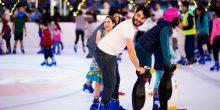 حلبة دبي للتزلج وجهة رائعة للتمتع بأجواء شتوية في موسم الأعياد