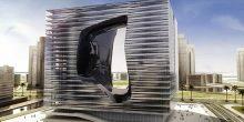 """""""ذا أوبوس"""" تحدي معماري عبقري للمهندسين في دبي"""