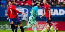 بالفيديو: برشلونة يخرج من أرض أوساسونا بالنقاط نظيفة