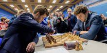 ماغنوس كارلسن يفوز ببطولة العالم للشطرنج لعام 2016