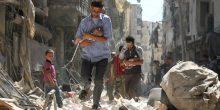 توقف عمليات إجلاء السكان في حلب بعد قصف الميليشيات الإيرانية للمعابر