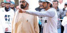أبوظبي | محمد بن راشد يشهد كأس الظفرة للقدرة في الوثبة