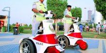 شرطة أبوظبي   بث رسائل توعية بعدة لغات لحماية السياح