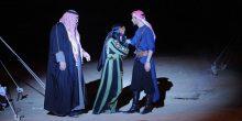 غدا | اختتام مهرجان الشارقة للمسرح الصحراوي