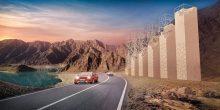 إنشاء طريق يربط بين دبي وحتا بتكلفة تناهز الـ 54 مليون درهم