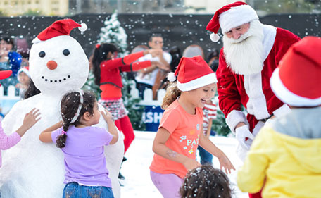مهرجان الشتاء في دبي