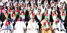 حاكم رأس الخيمة يحضر زفاف 117 مواطن
