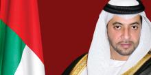 حمدان بن زايد يوجه بتخصيص طائرتين لنقل جرحى حادث سير في رفحاء