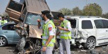 شرطة دبي ترصد 107 حوادث مرورية خلال 5 ساعات