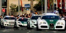 إطلاق رمز مروري من قبل شرطة دبي للحد من حوادث السرعة الزائدة