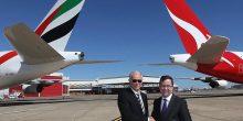 شراكة إماراتية أسترالية تسيطر على أطول الرحلات الجوية في العالم
