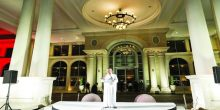 """افتتاح """"الحبتور سيتي الفندقية"""" في دبي"""