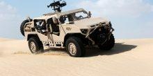 بالفيديو | القوات المسلحة تستعرض مركبات متطورة مصنوعة محليا