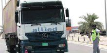 شرطة الشارقة ترصد 21067 مخالفة مرورية لسائقي الشاحنات منذ بداية 2016