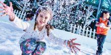 تواصل احتفالات مهرجان الشتاء في عالم فيراري أبوظبي