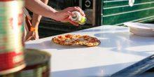 برج بارك وجهة مبتكرة لشاحنات الطعام الشعبية