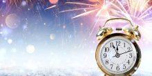ليلة رأس السنة أطول بثانية هذا العام