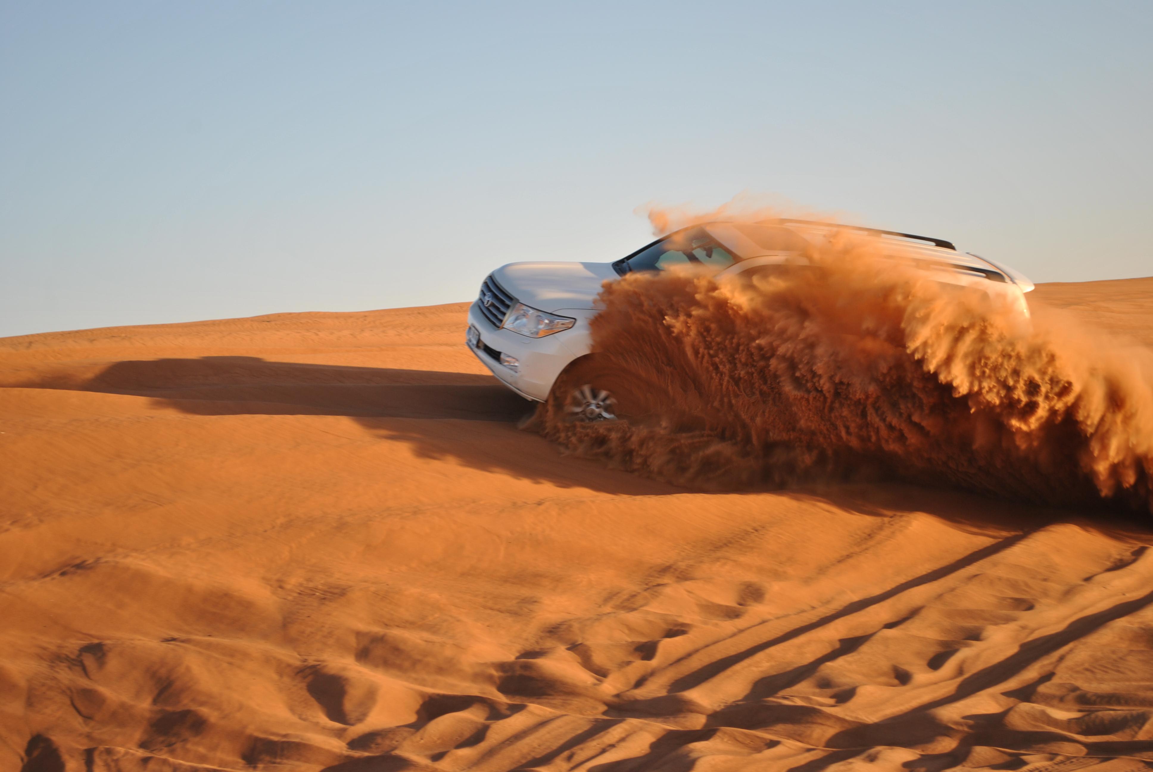 رحلات سفاري دبي