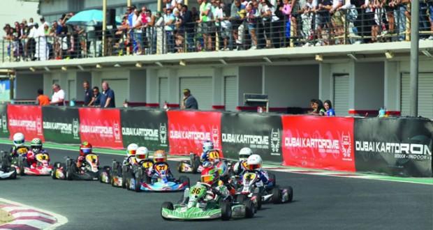 سباقات الكارتنغ في دبي