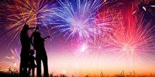 تعرف على أفضل الأماكن المجانية لمتابعة عروض الألعاب النارية في دبي رأس السنة