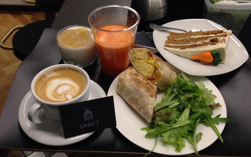 مقهىCraft  Café