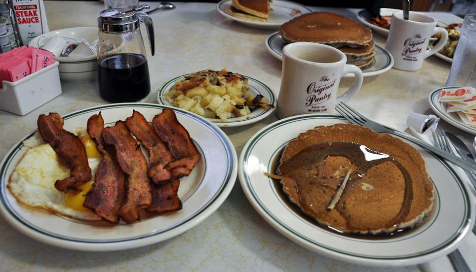 مقهى Pantry Café